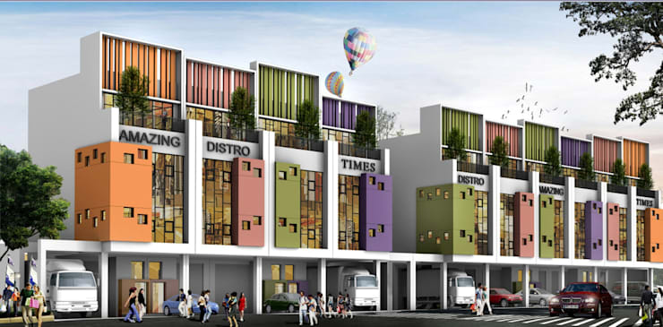 CIPUTRA PROJECT:   by sony architect studio
