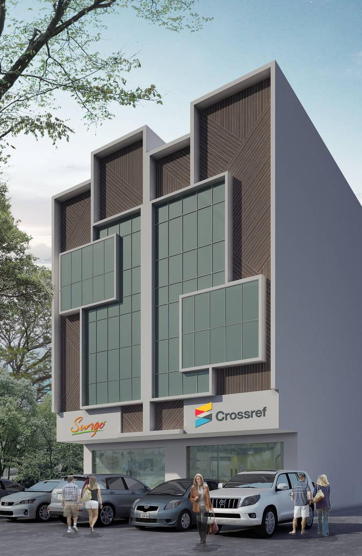 CIREBON RUKO:   by sony architect studio