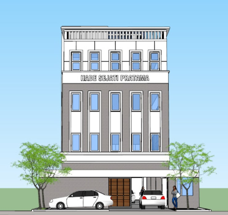 ERIC, JL. KAJI:   by sony architect studio