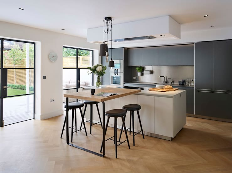 Cocinas de estilo  por Kitchen Architecture