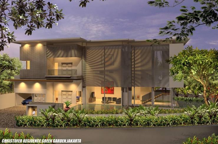 GREEN GARDEN:   by sony architect studio