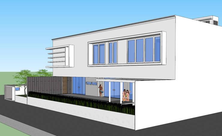 HENDRY AGUS:   by sony architect studio