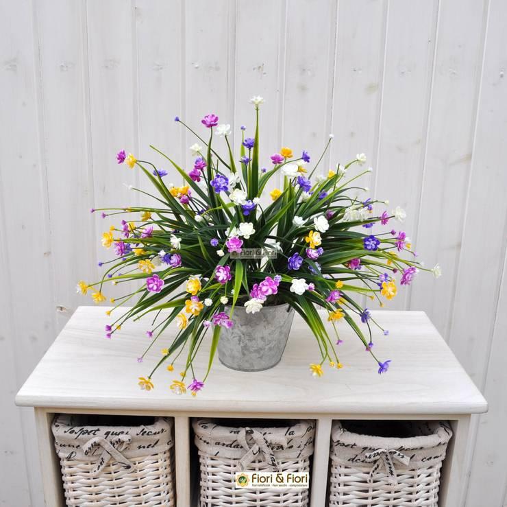 composizioni con fiori finti di fiori fiori homify