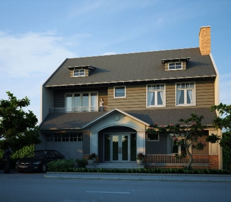HENRY MARIA:  Rumah by sony architect studio
