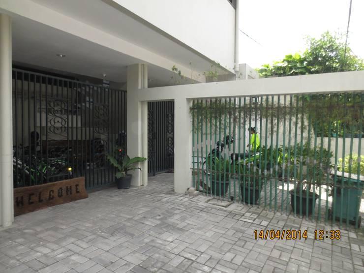 KOST EKO:  Taman by sony architect studio