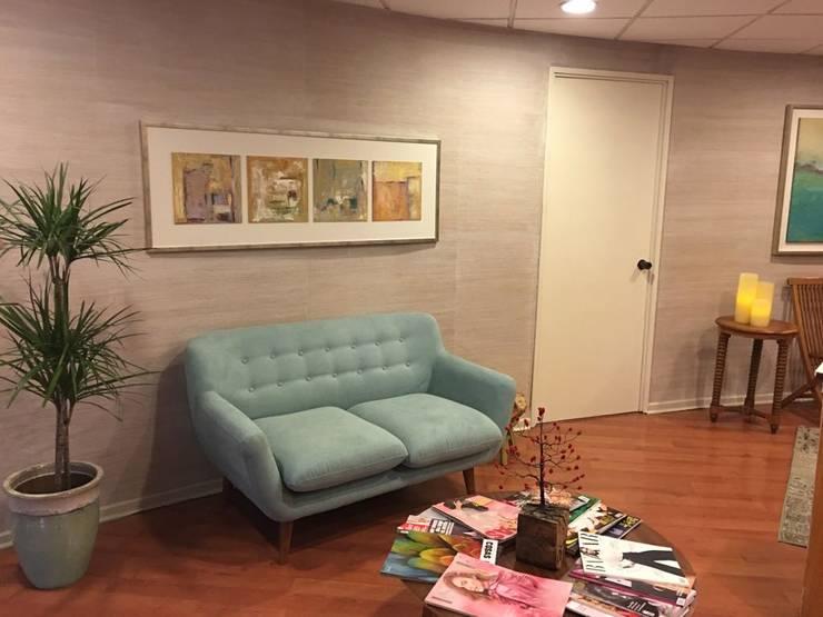 Terminacion, Pinturas y Barnices: Paisajismo de interiores de estilo  por Patricio Lopez Terminaciones-  Pinturas
