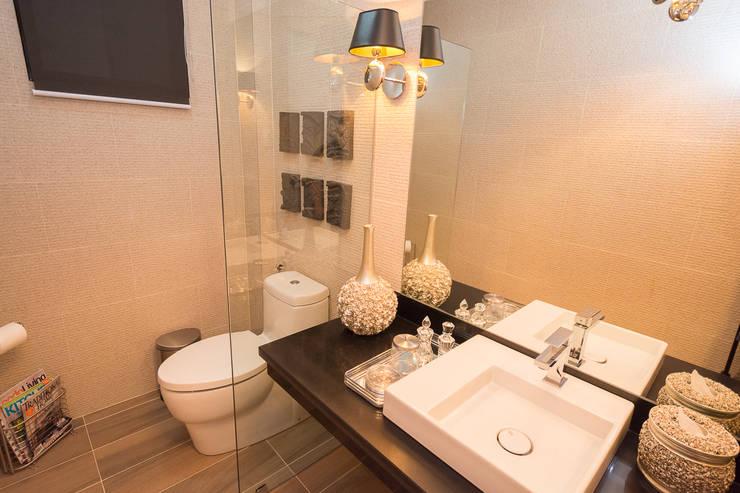 浴室 by TG Designing Corner