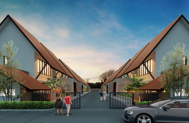 LAWANG WOLU YOGYAKARTA:   by sony architect studio