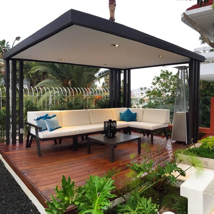 حدائق تنفيذ Jardineros de interior