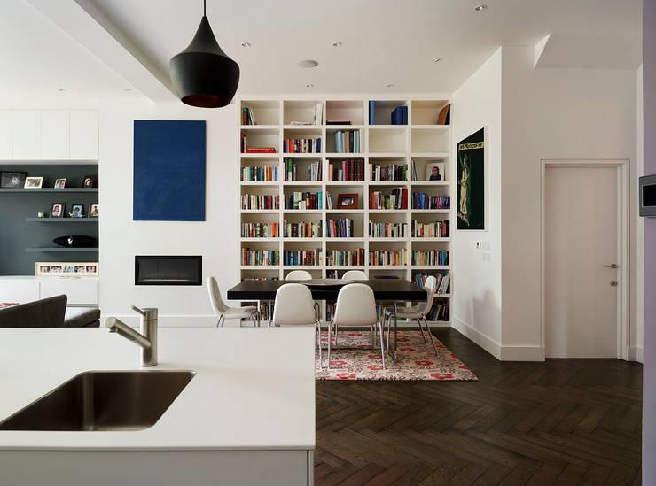 Küche von Kitchen Architecture