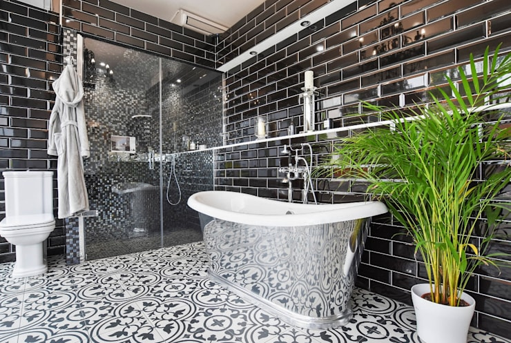 حمام تنفيذ BathroomsByDesign Retail Ltd