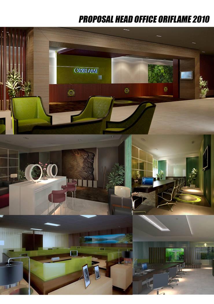 ORIFLAME:   by sony architect studio