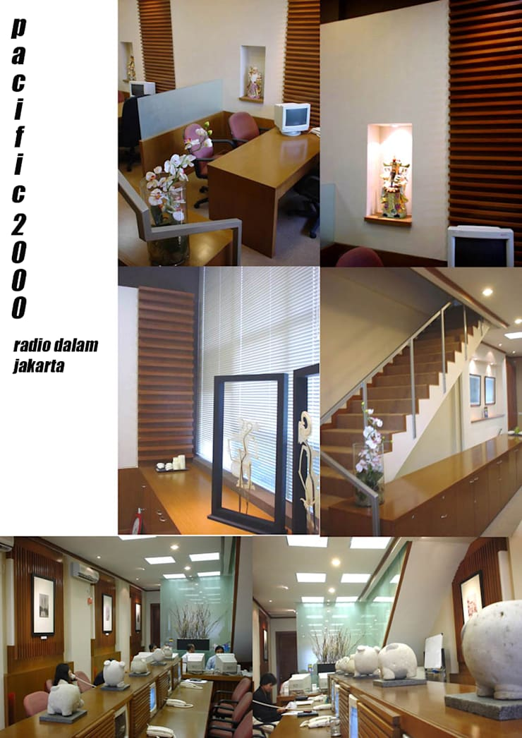 PACIFIC 2000 RADIO DALAM:   by sony architect studio