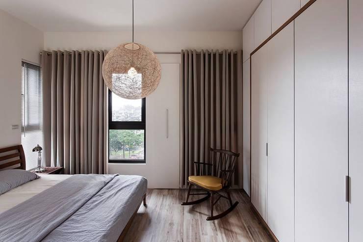 Phòng ngủ by Co*Good Design Co. Ltd.