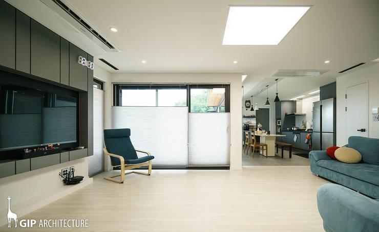 Living room by GIP
