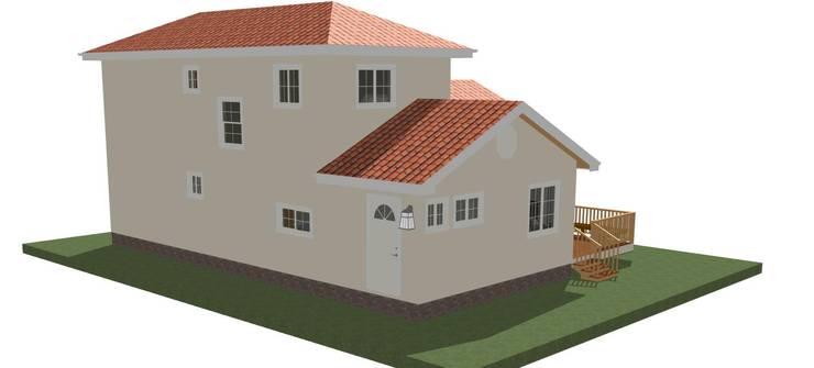 울진 덕구 프로젝트: (주)트라움목조주택의  ,