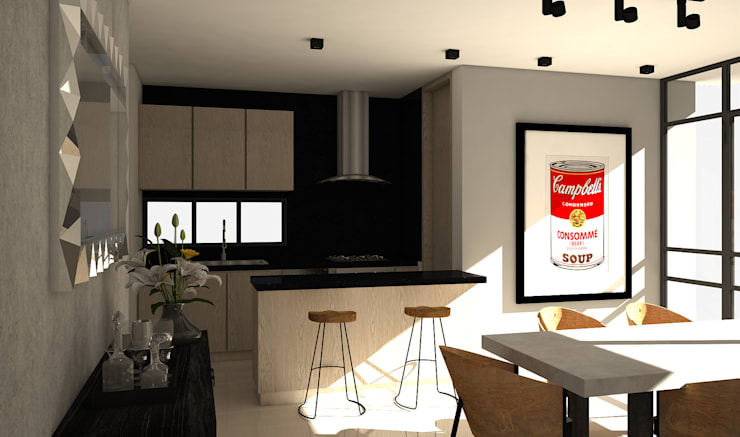 Kitchen by Savignano Design