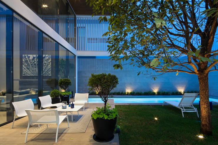 Сады в . Автор – IAARQ (Ibarra Aragón Arquitectura SC)