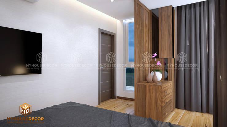 Nhà Chú Tuệ – Trần Phú:   by Công ty TNHH Tư vấn thiết kế My House Decor