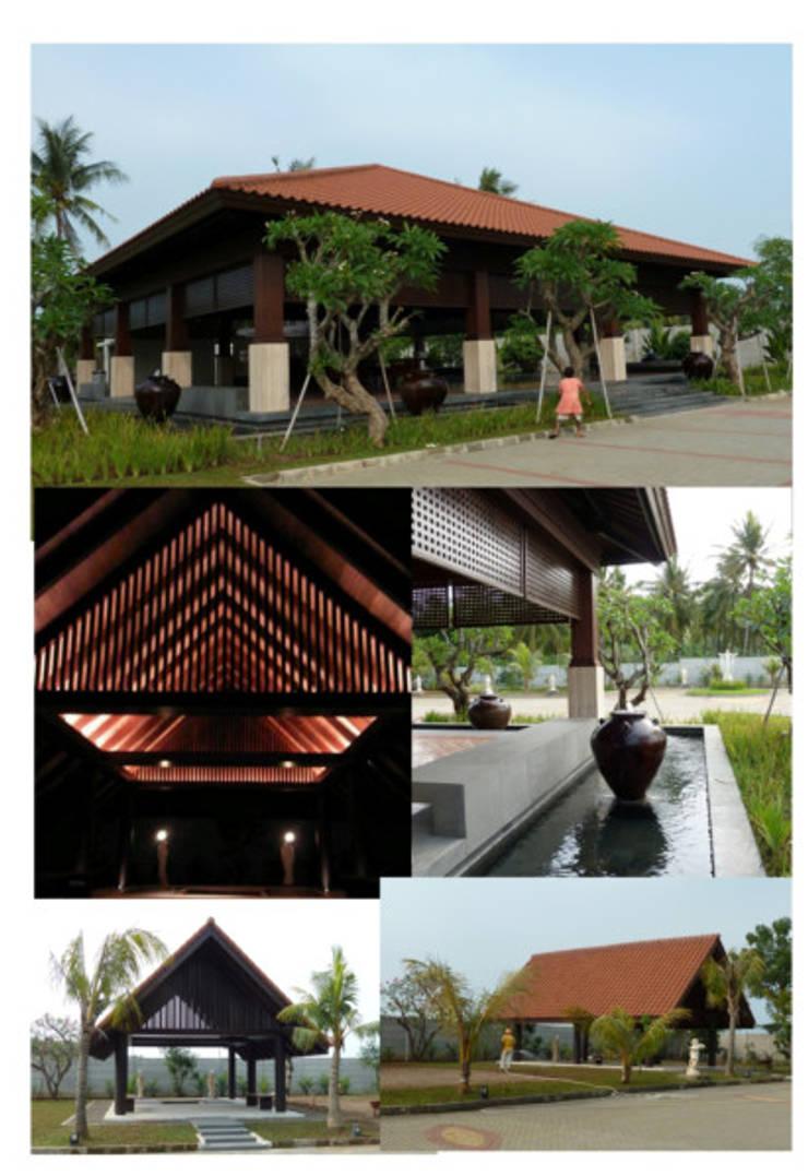 TUM PENDOPO:   by sony architect studio