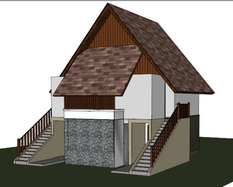 VILLA HOTEL:   by sony architect studio
