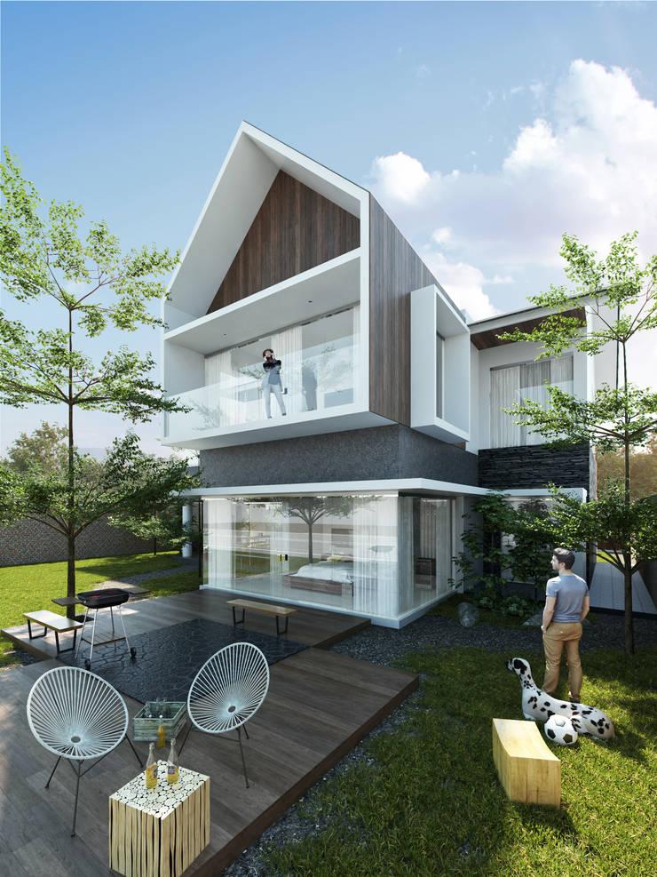 VILLA PUTRI:   by sony architect studio