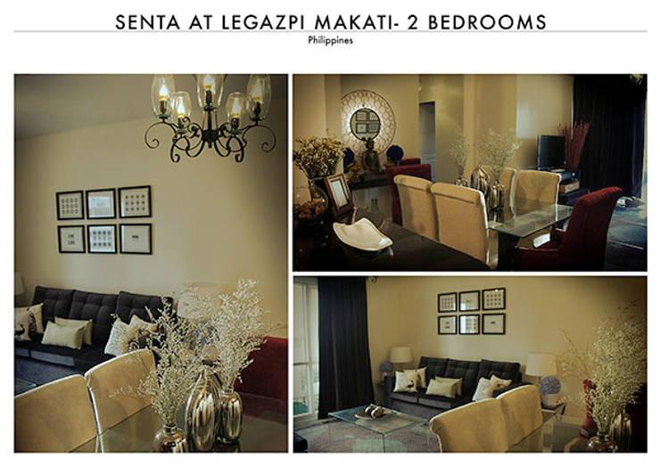 Senta at Legazpi Village:   by SNS Lush Designs and Home Decor Consultancy