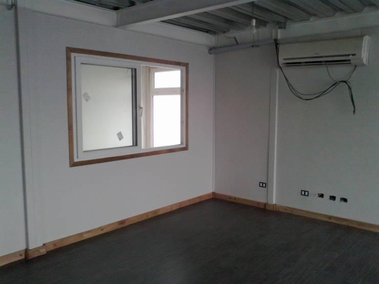 Interior: Oficinas y Comercios de estilo  por MSGARQ