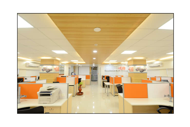 I T Project:  Office spaces & stores  by Dreams