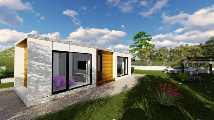 modern Houses by A-kotar