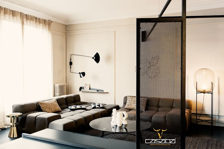 Living room by CASABA