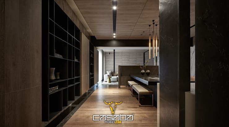 modern Kitchen by CASABA