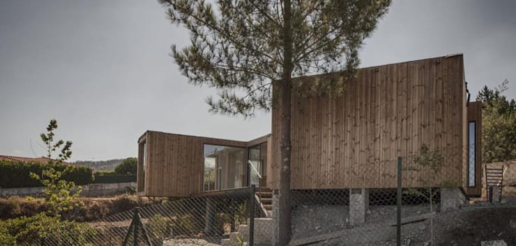 T2 120M2: Casas  por JGDS-EPA - CASAS MODULARES