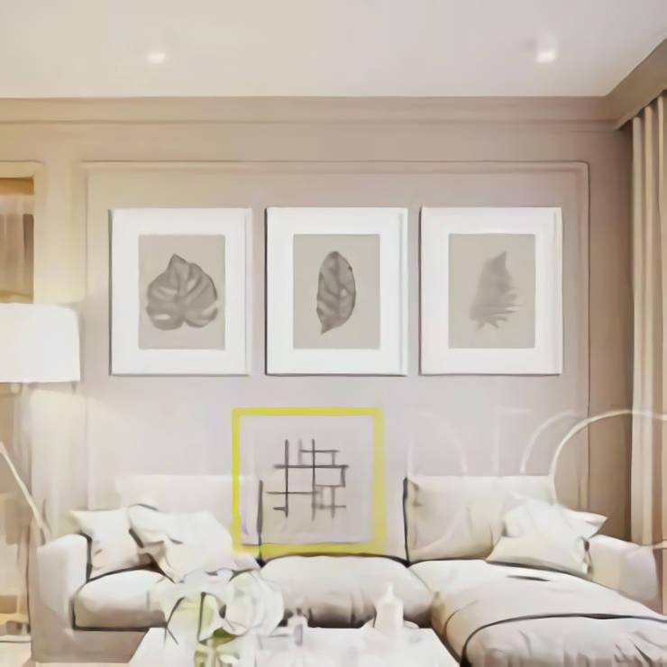 Decoración de Interior:  de estilo  por Inter-Deco
