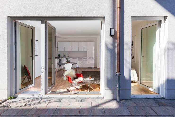 Projekty,  Domy zaprojektowane przez Massimo Del Prete Fotografie