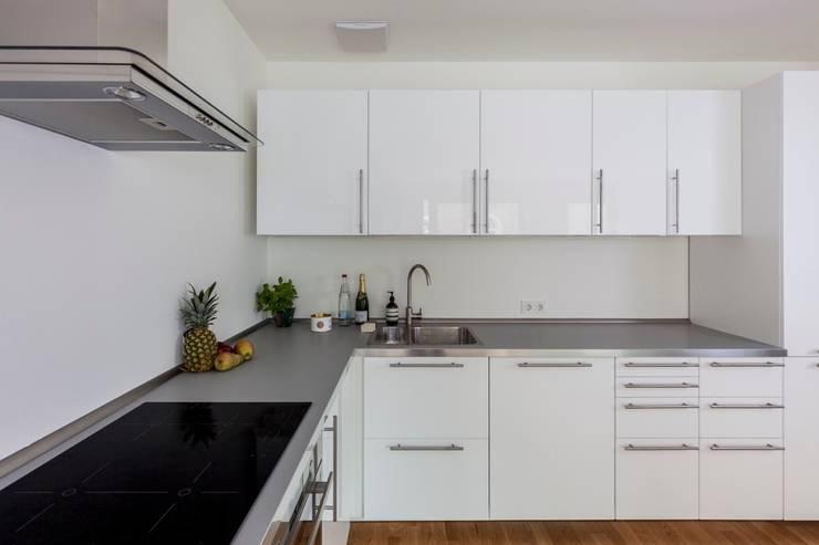 Projekty,  Kuchnia na wymiar zaprojektowane przez Massimo Del Prete Fotografie