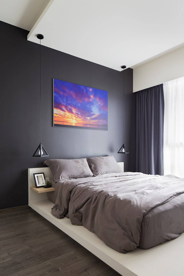 ECOPOLITAN 2:  Bedroom by Eightytwo Pte Ltd,