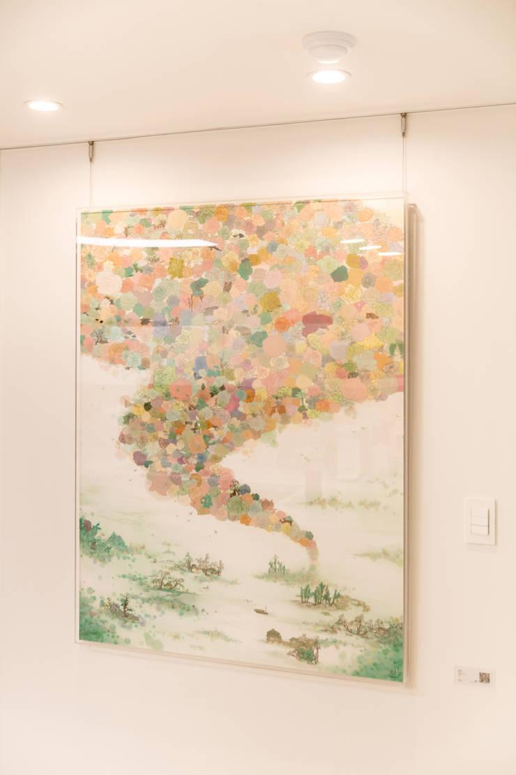 Walls by 봄디자인