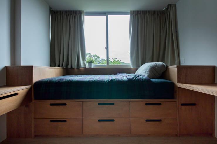 THE STELLAR:  Bedroom by Eightytwo Pte Ltd,