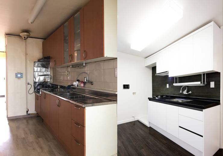 전농동 우성아파트: 주식회사 착한공간연구소의
