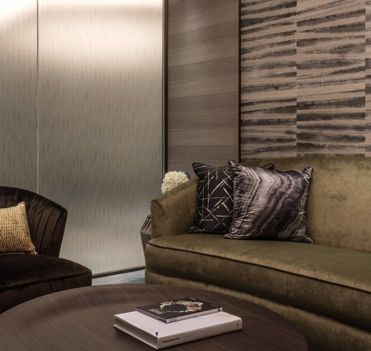 Study/office by BRABBU Design Forces