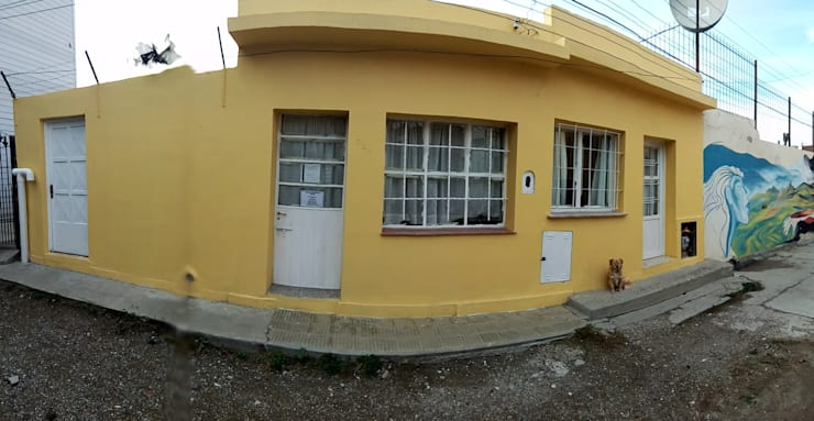 Casa Norita :  de estilo  por CRea - Arquitectura + Diseño,