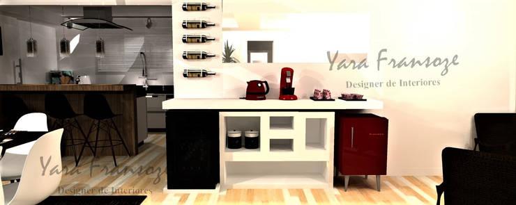 Hầm rượu by Yara Interiores