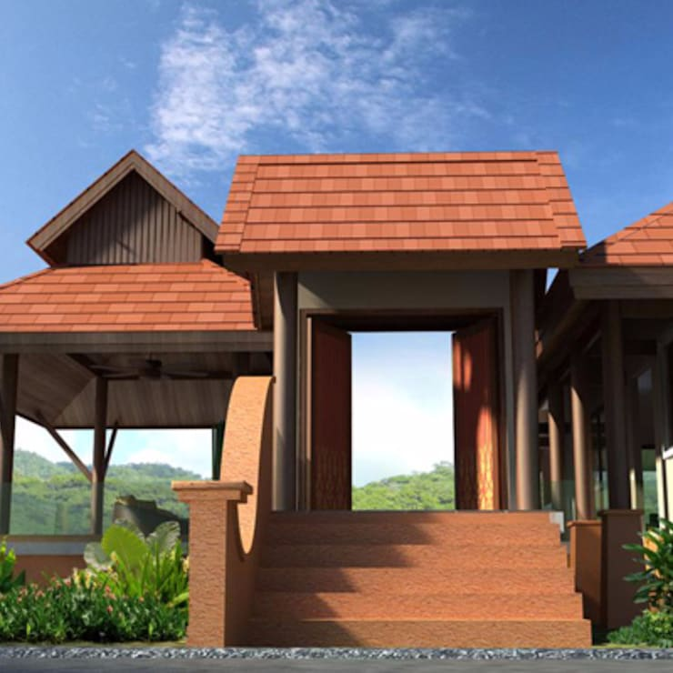 บ้านเชิงดอย:   by t+architecture