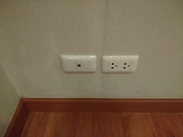 งานซ่อมแซม/เปลี่ยนอุปกรณ์ชำรุด:   by ช่างประปา ช่างไฟฟ้า