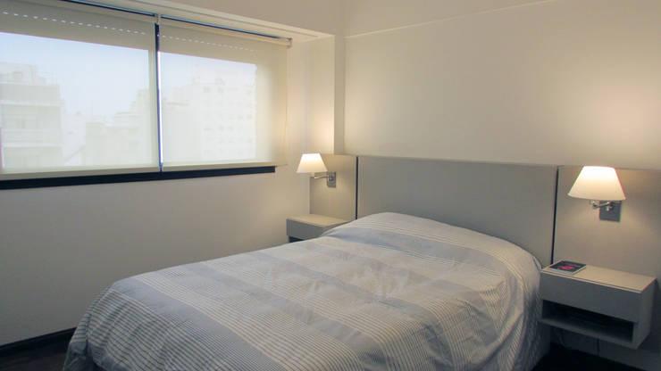 Remodelación dormitorio principal : Dormitorios de estilo  por G7 Grupo Creativo