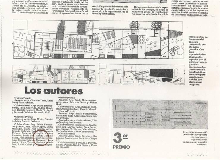 cronología de trabajos y algunos premios: Casas de estilo  por 253 ARQUITECTURA