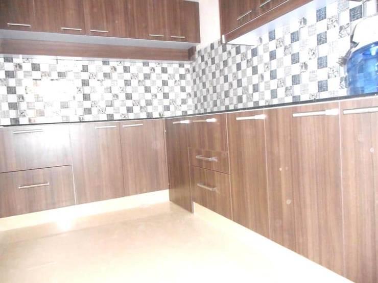 Modern Kitchen Interior Design: asian  by Modern Interior Concepts,Asian