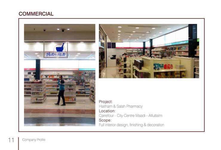 Carrefour City Center Maadi من Tebmar حداثي