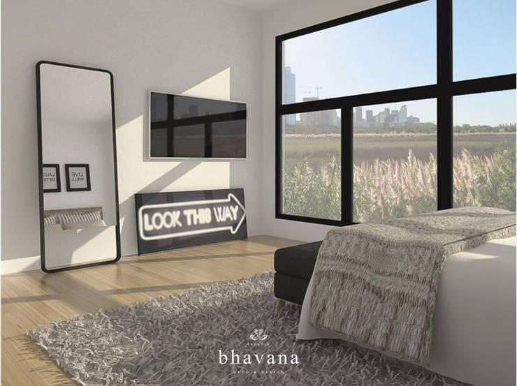 غرفة نوم تنفيذ Bhavana